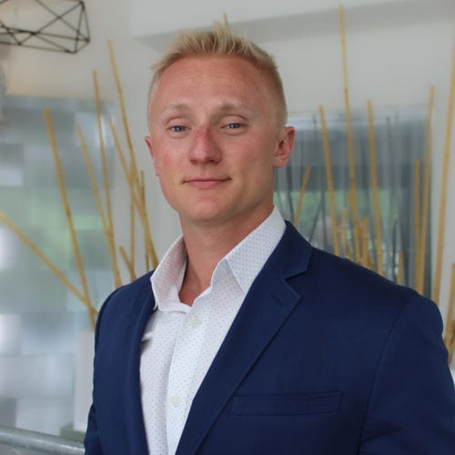 Bartosz, Director of Marketing